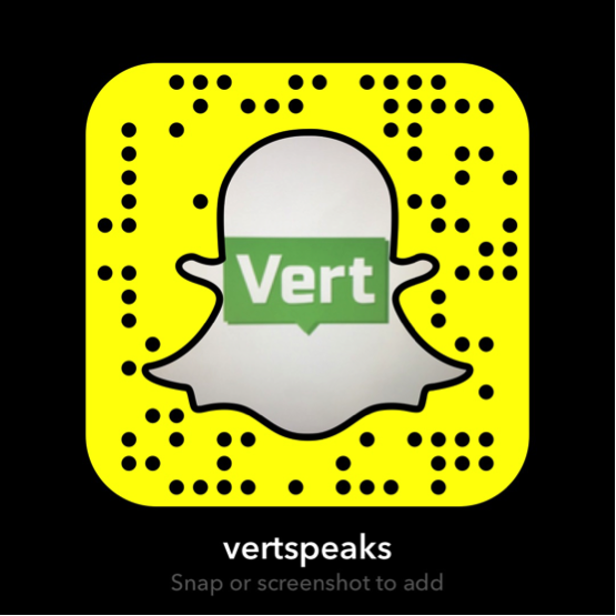 Talking Snapchat with Social Media Club Atlanta and Vert